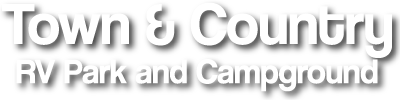 Town & Country RV Park and Campground Logo